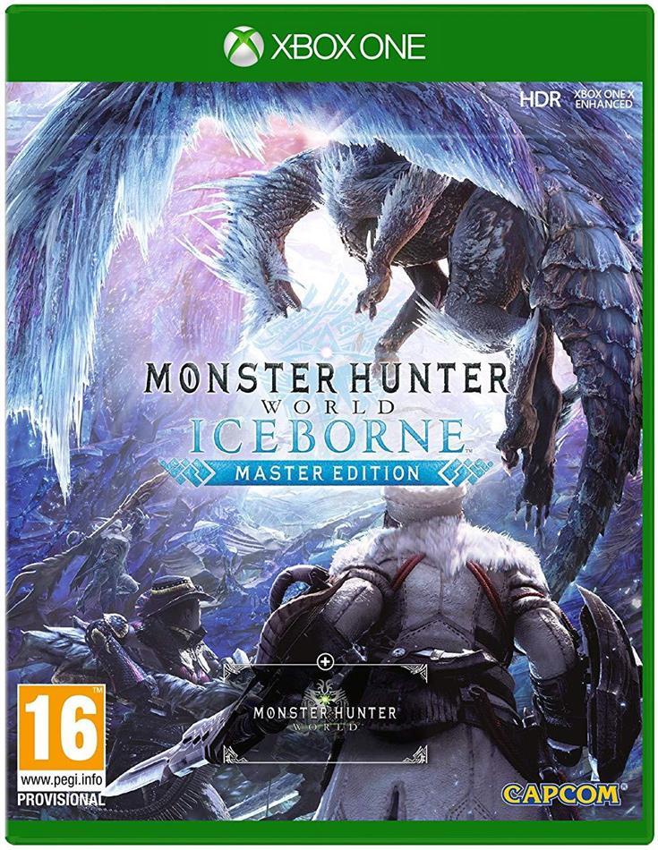 Monster Hunter World Iceborne (Master Edition)