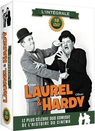 Laurel & Hardy - L'intégrale 10 Films (10 DVDs)