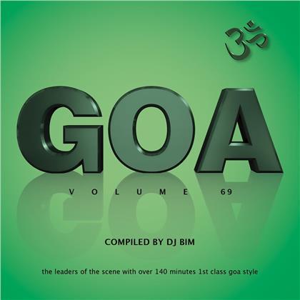 Goa Vol. 69 - Compiled By DJ Bim (2 CDs)