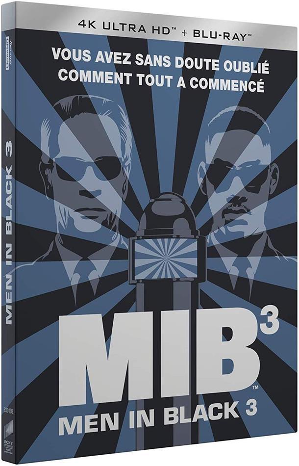 Men in Black 3 - + Cartes postales (2012) (4K Ultra HD + Blu-ray)