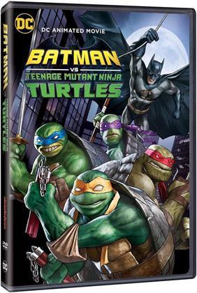 Batman vs Teenage Mutant Ninja Turtles (Les Tortues Ninja) (2019)