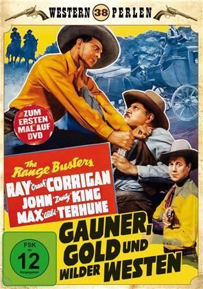 Die Range Busters - Gauner, Gold und Wilder Westen (1940)
