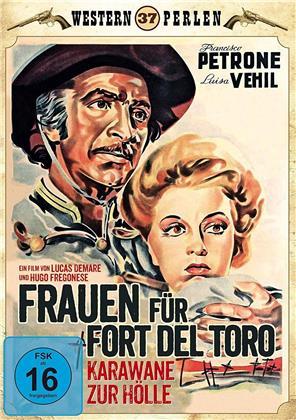 Frauen für Fort Del Toro (1945) (Western Perlen, s/w)