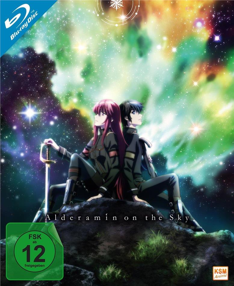 Alderamin on the Sky - Die komplette Serie (Gesamtedition, 3 Blu-rays)