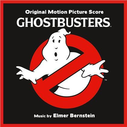 Elmer Bernstein - Ghostbusters - OST - Score (2019 Reissue, 150 Gramm, Clear Vinyl, 2 LPs)