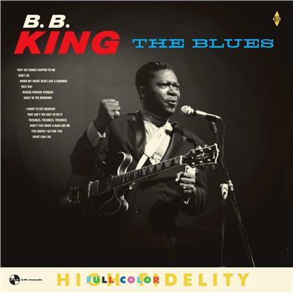 B.B. King - Blues (+ Bonustrack, 2019 Reissue, Pan Am Records, LP)