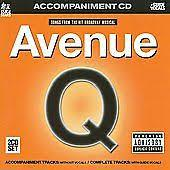 Avenue Q - OST - Musical (2 CDs)