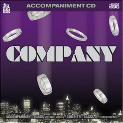 Company - OST - Musical Karaoke (2 CDs)