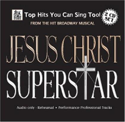 Jesus Christ Superstar - OST - Musical Karaoke (2 CDs)