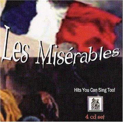 Les Miserables - OST - Musical Karaoke (4 CDs)