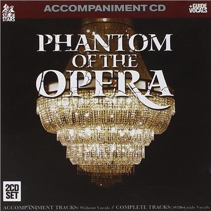 Phantom Of The Opera - OST - Musical Karaoke (2 CDs)