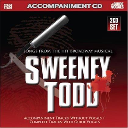 Sweeney Todd - OST - Musical Karaoke (2 CDs)