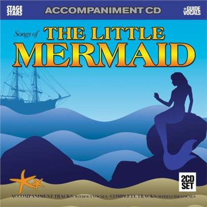 The Little Mermaid - OST - Musical Karaoke (2 CDs)