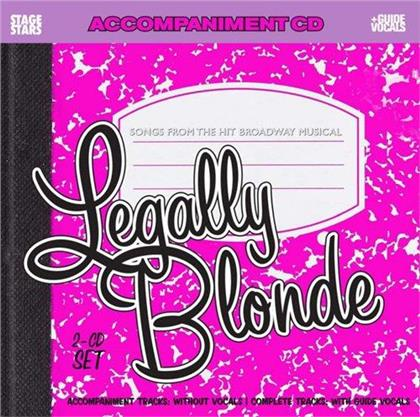 Legally Blonde - OST - Musical Karaoke (2 CDs)