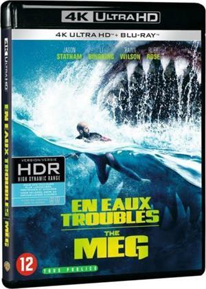 En eaux troubles (2018) (4K Ultra HD + Blu-ray)
