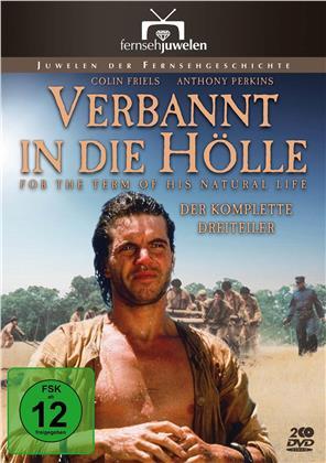 Verbannt in die Hölle - Komplette Miniserie (2 DVDs)