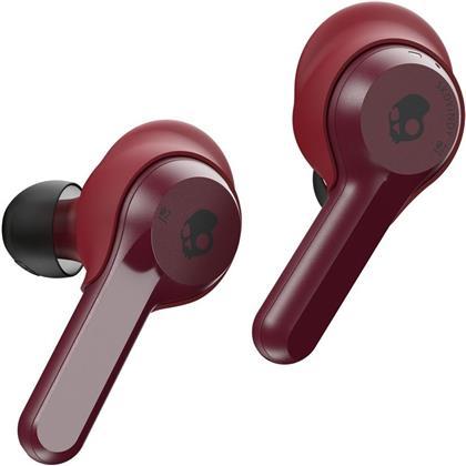 Skullcandy Indy True Wireless - Headphones (Deep Red)