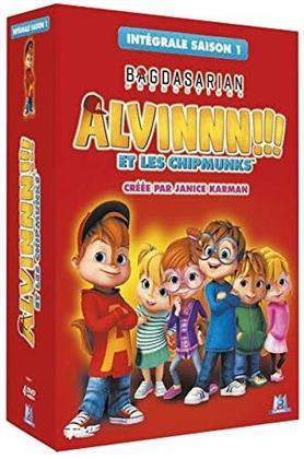 Alvinnn!!! et les Chipmunks - Intégrale Saison 1 (4 DVDs)