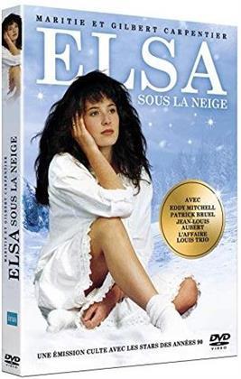 Elsa - Elsa sous la neige