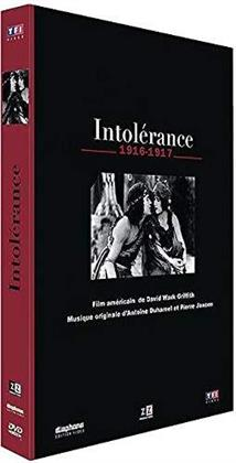 Intolérance (1916) (Collector's Edition, 2 DVDs)