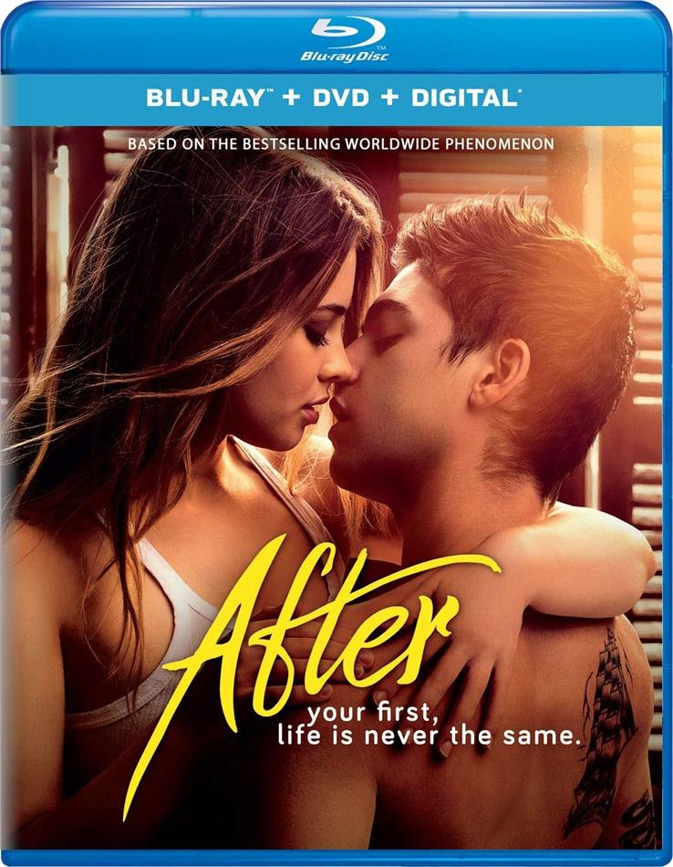 After (2019) (Blu-ray + DVD)