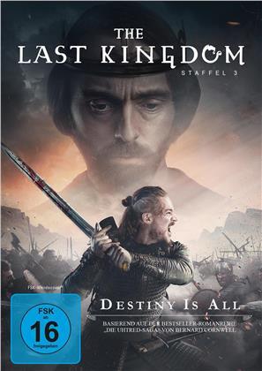 The Last Kingdom - Staffel 3 (5 DVDs)