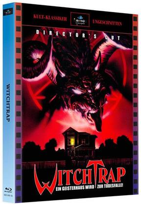 Witchtrap (1989) (Cover A, Director's Cut, Limited Edition, Mediabook, 2 Blu-rays)