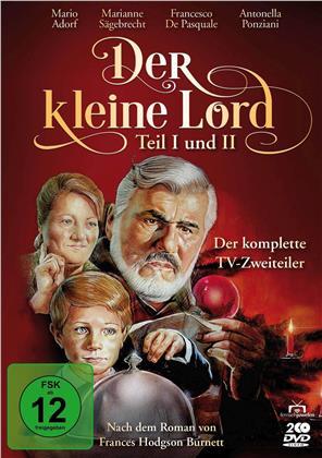 Der kleine Lord 1+2 (Fernsehjuwelen, 2 DVDs)