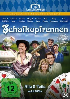 Schafkopfrennen - Der komplette Fünfteiler (1986) (Fernsehjuwelen)
