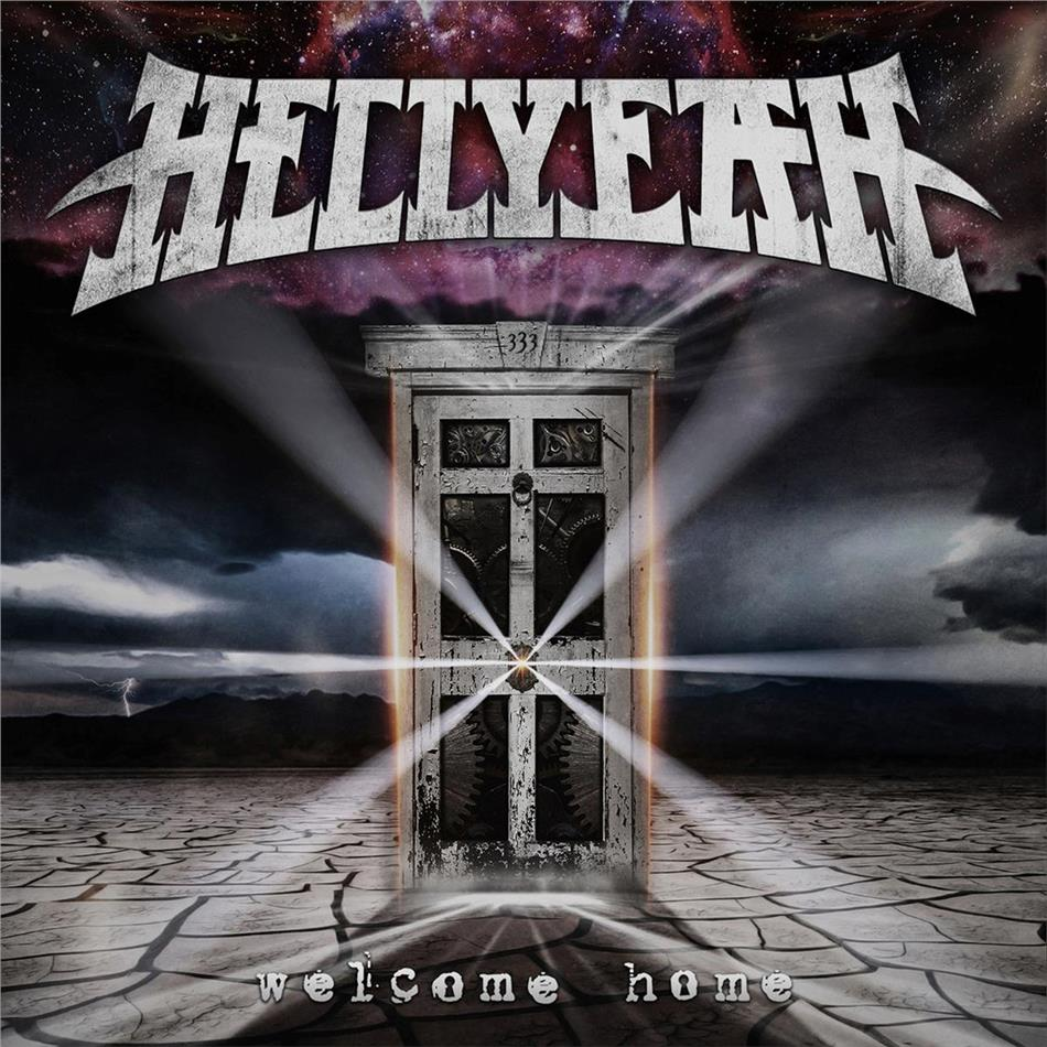 Hellyeah - Welcome Home (LP)