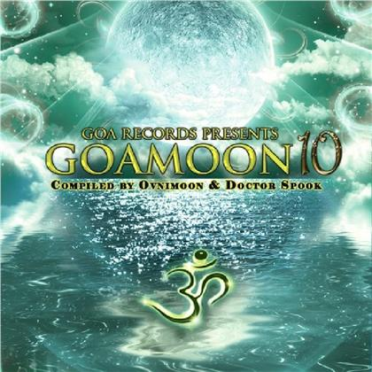 Goa Moon Vol. 10 (2 CDs)