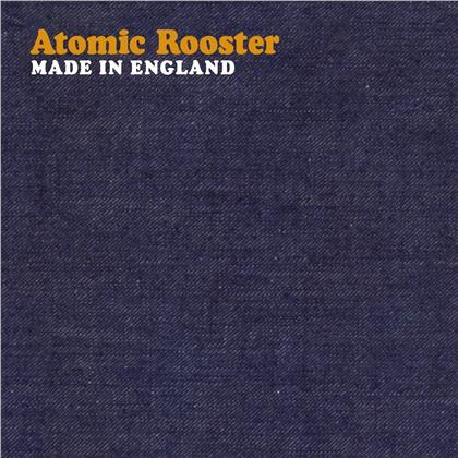 Atomic Rooster - Made In England (2019 Reissue, Music On CD)