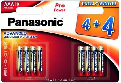 Panasonic Pro Power 8x LR03 (AAA)