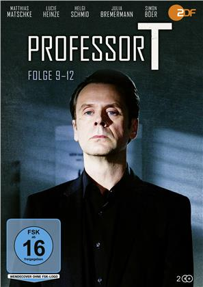 Professor T. - Folge 9-12 (2 DVDs)