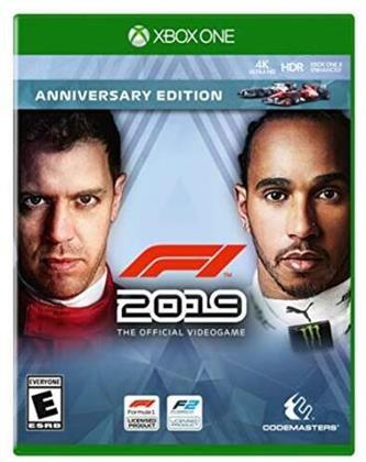 F1 2019 (Anniversary Edition)