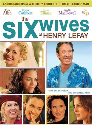 The Six Wives Of Henry Lefay (2009)