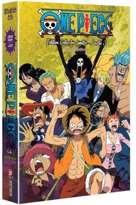 One Piece - Partie 3 - Épisodes 326 à 456 (Coffret format A4, Collector's Edition, Limited Edition, 29 DVDs)
