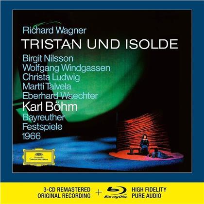 Karlheinz Böhm & Richard Wagner (1813-1883) - Tristan & Isolde (4 CDs)