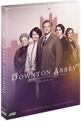 Downton Abbey - Saison 4 (Neuauflage, 4 DVDs)