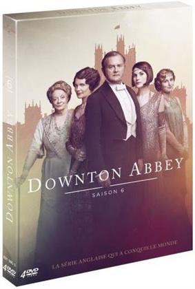 Downton Abbey - Saison 6 - La Saison Finale (Neuauflage, 4 DVDs)