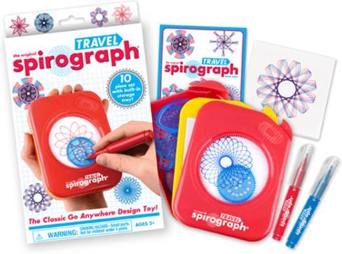 Spirograph - Travel Spirograph