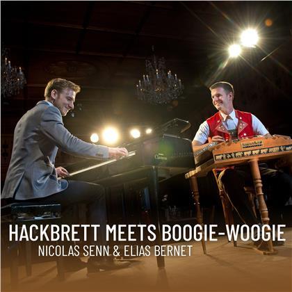Nicolas Senn & Elias Bernet - Hackbrett Meets Boogie-Woogie