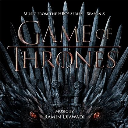 Ramin Djawadi - Game Of Thrones: Season 8 - OST - TV Series (2 CDs)