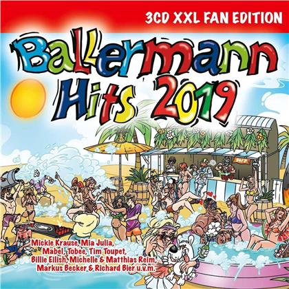 Ballermann Hits 2019 (XXL Fan Edition, 3 CDs)