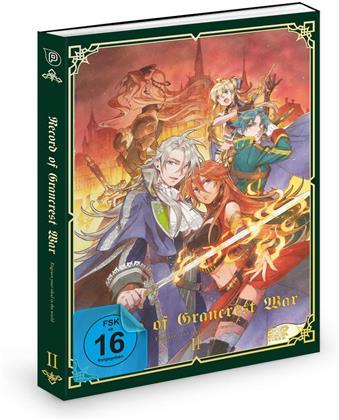 Record of Grancrest War - Vol. 2 (2 DVDs)
