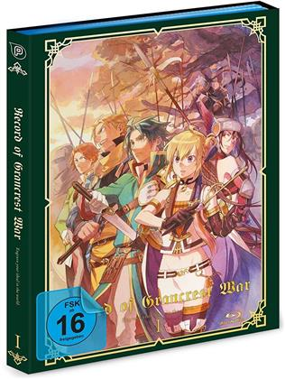 Record of Grancrest War - Vol. 1