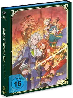 Record of Grancrest War - Vol. 2