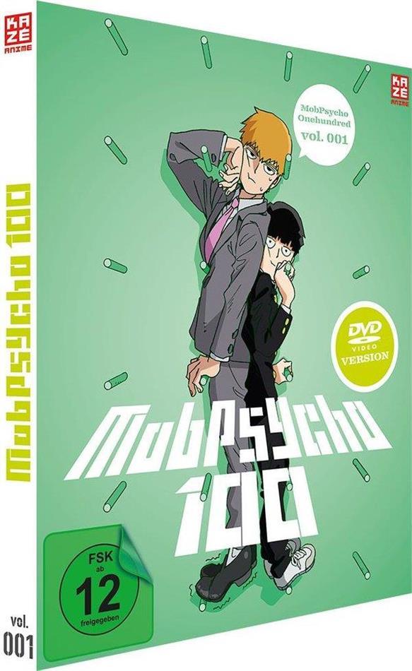 Mob Psycho 100 - Vol. 1 (Digibook)