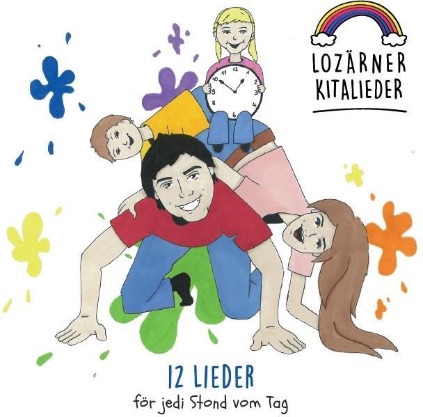 Lozärner Kitalieder - 12 Lieder För Jedi Stond Vom Tag