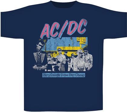 AC/DC - Dirty Deeds Done Dirt Cheap T-Shirt